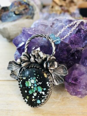 Hubei Turquoise Necklace